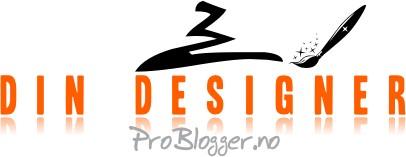 din designer grafikk problogger.no