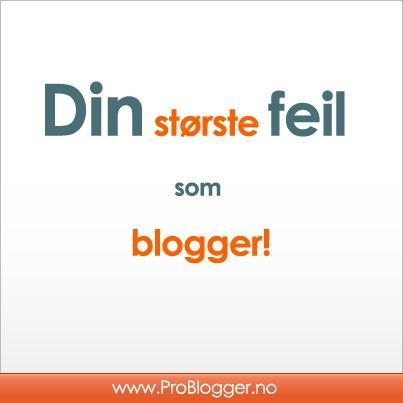 probloggerfeilsomblogger