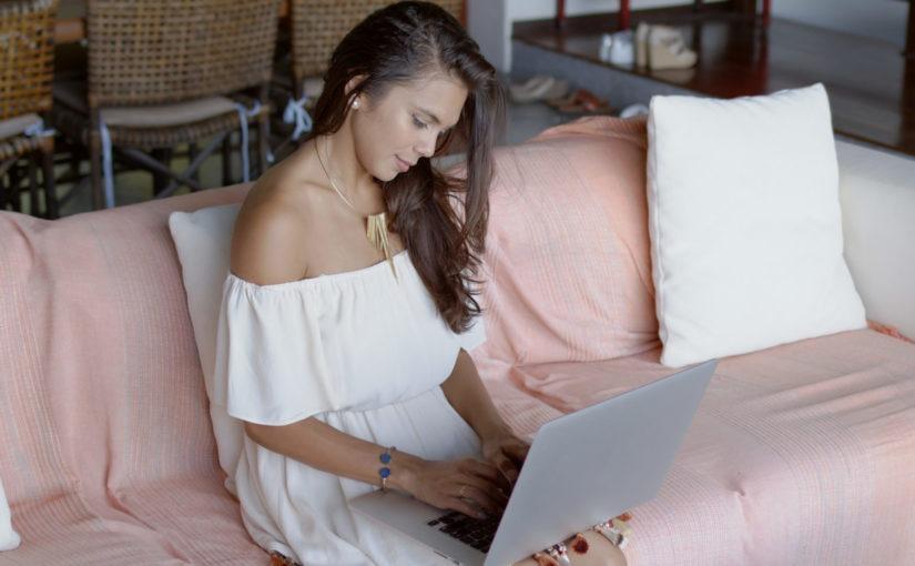 Blogging er en perfekt måte å komme høyt opp i søk for alle nettsider